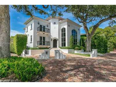 Miami Single Family Home Active-Available: 2765 Brickell Ct