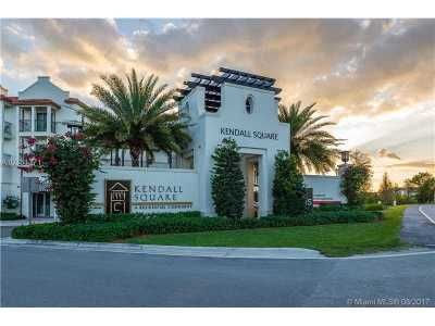 Condo Active-Available: 16952 Southwest 92nd St