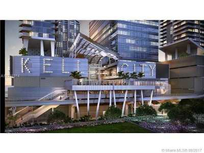 Miami Condo Active-Available: 68 Southeast 6th St #1009