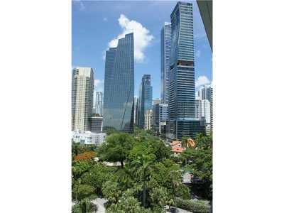 Miami Condo Active-Available: 1581 Brickell Ave #607