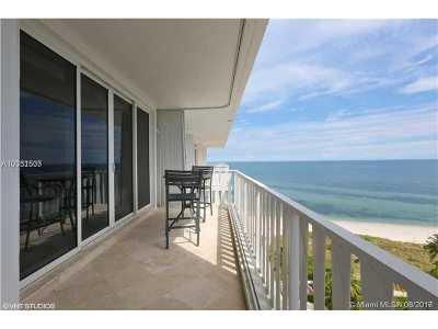 Key Biscayne Condo For Sale: 200 Ocean Lane Dr #PB4
