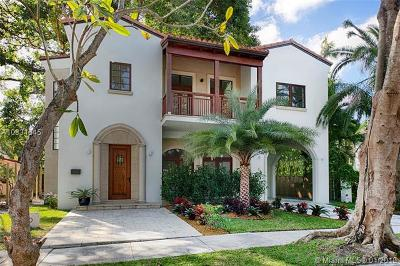 Miami Single Family Home Active-Available: 460 Northeast 56th St