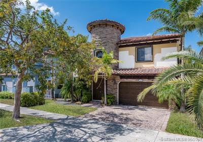 Single Family Home For Sale: 14475 SW 23rd Ter
