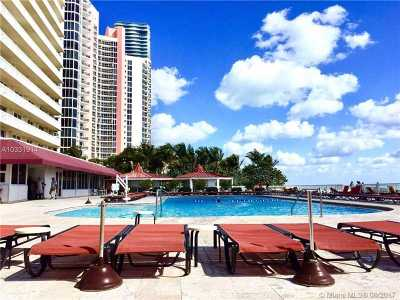 Sunny Isles Beach Condo Active-Available: 19201 Collins Ave #1107