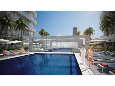 Miami Condo Active-Available: 55 SW 9th St #1703