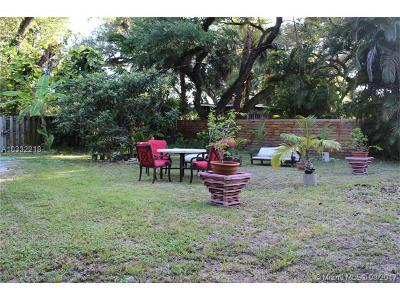 Miami-Dade County Single Family Home Active-Available: 1690 Northeast 144th St