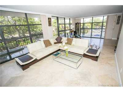Hallandale Condo Active-Available: 600 Parkview Dr #209