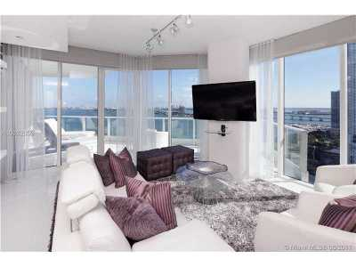 Miami Condo Active-Available: 2020 North Bayshore Dr #2302