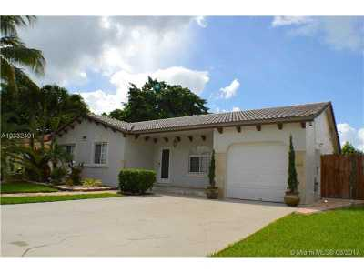 Miami Single Family Home Active-Available: 15248 Southwest 179th Ter