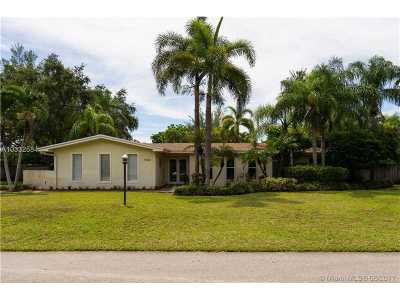 Palmetto Bay Single Family Home Active-Available: 7980 Southwest 145th St