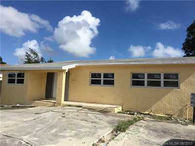 Fort Lauderdale Multi Family Home Active-Available