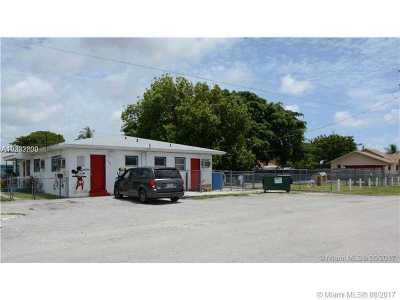 Miami Gardens Single Family Home Active-Available: 3601 Northwest 194th St