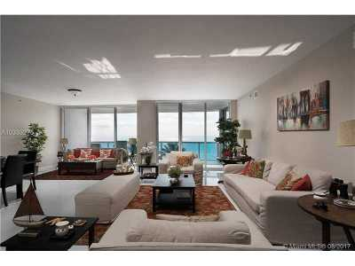 Hollywood Condo Active-Available: 2711 South Ocean Dr #604