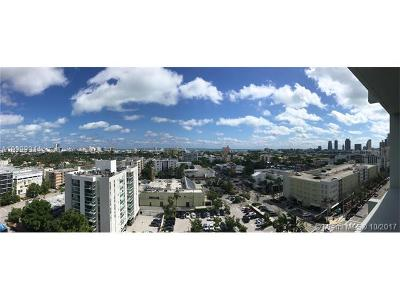 Miami Beach Condo Active-Available: 1000 West Ave #1202