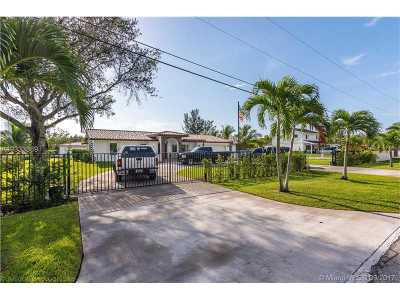 Miramar Single Family Home Active-Available: 3900 Southwest 136th Ave
