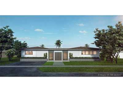 North Miami Single Family Home Active-Available: 2305 Magnolia Dr