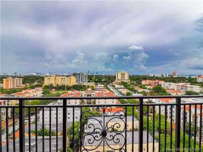 Coral Gables Condo Active-Available: 1607 Ponce De Leon Blvd #11A