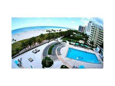 Miami Beach Condo Active-Available: 100 Lincoln Rd #820