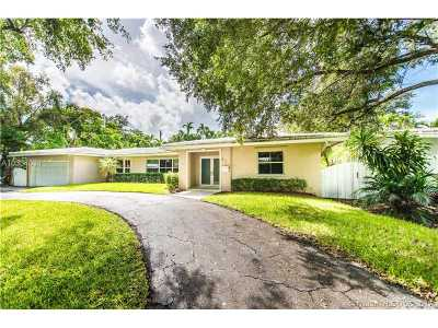 Coral Gables Single Family Home Active-Available: 54 Prospect Dr