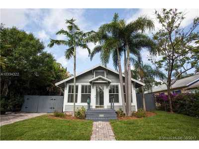Fort Lauderdale Single Family Home Active-Available: 633 Southwest 6th Ave
