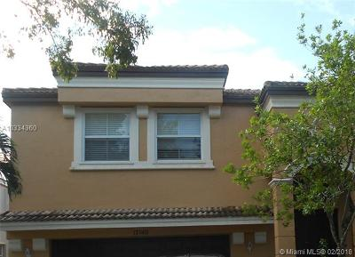 Miramar Single Family Home Active-Available: 17140 Southwest 49 Place