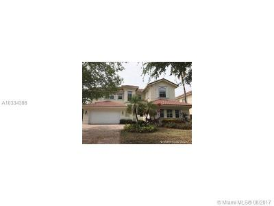 Doral Single Family Home For Sale: 11202 NW 71st Ter