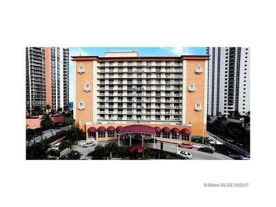 Sunny Isles Beach Single Family Home Active-Available: 19201 Northeast # 301, Collins Ave