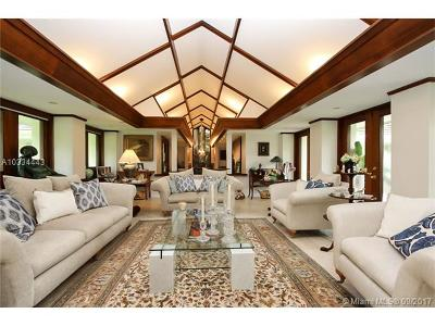 Coral Gables Single Family Home Active-Available: 10400 Coral Creek Rd