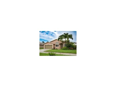 Broward County Single Family Home Active-Available: 10131 Southwest 17th Ct