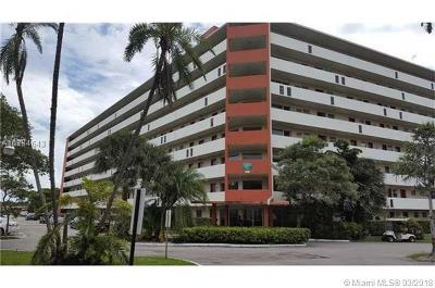 Miami Condo For Sale: 1770 NE 191st St #600-1
