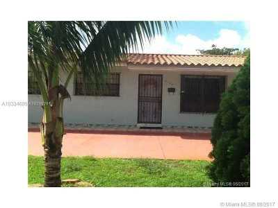 Miami Gardens Single Family Home Active-Available: 4720 Northwest 170th St
