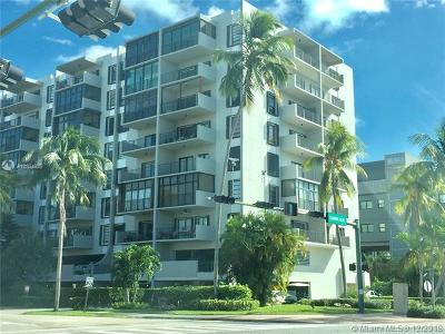 Key Biscayne Condo For Sale: 575 Crandon Blvd #506