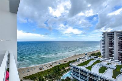 Miami Beach Condo For Sale: 6801 Collins Ave #PH6