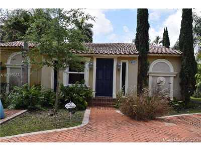 Hollywood Single Family Home For Sale: 1438 Mayo St