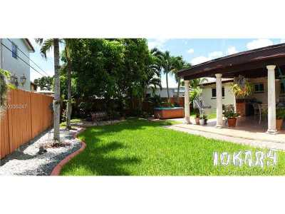 Hialeah Single Family Home Active-Available: 4209 West 6th Ave