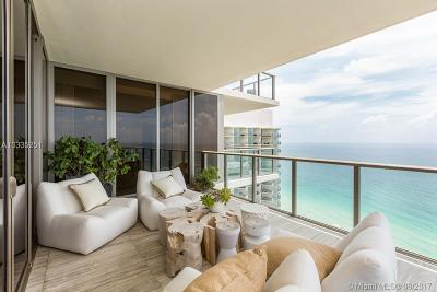 Bal Harbour Condo Active With Contract: 9701 Collins Ave #LPH2601