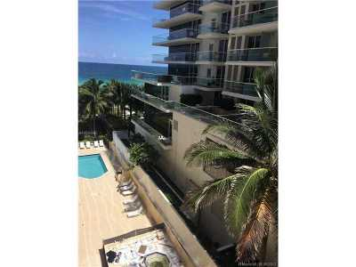 Surfside Condo Active-Available: 9455 Collins Ave #705