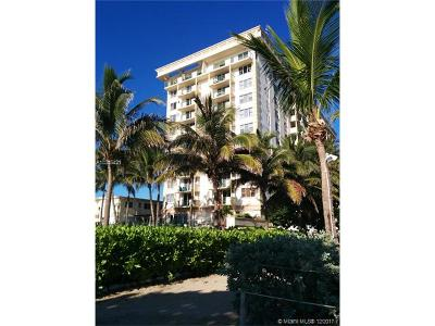 Surfside Condo For Sale: 9195 Collins Ave #904