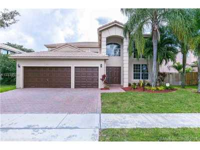 Pembroke Pines Single Family Home For Sale: 1848 NW 126th Ave