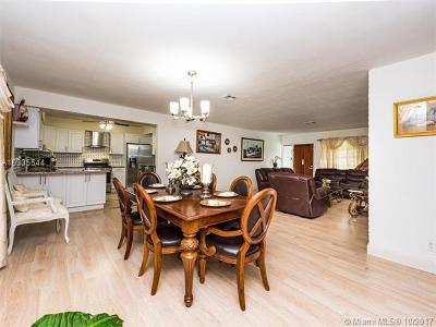 North Miami Single Family Home Active-Available: 12995 Northeast 5th Ave