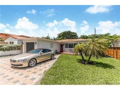 Miami Beach Single Family Home Active-Available: 1397 Normandy Dr