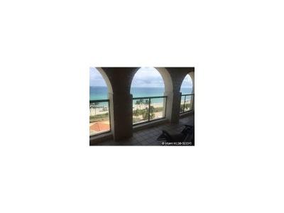 Hollywood Condo For Sale: 101 N Ocean Dr #PH2