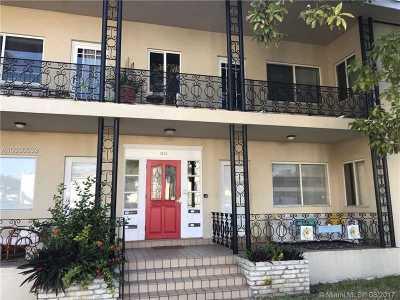 Miami Beach Condo For Sale: 1510 West Ave #4