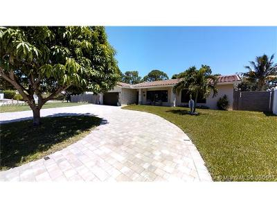 Fort Lauderdale Single Family Home Active-Available: 5930 Northeast 14th Ln