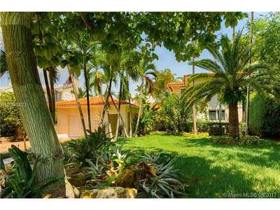 Miami, Miami Beach Single Family Home For Sale: 525 W 47th St