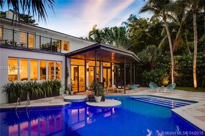 Miami, Miami Beach Single Family Home For Sale: 6165 Pine Tree Dr