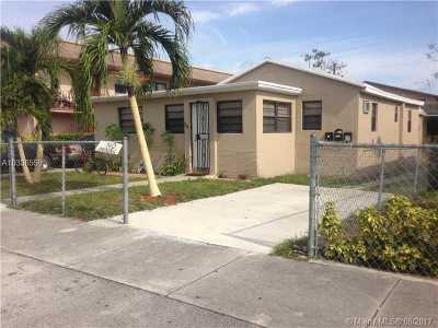 Hialeah Multi Family Home Active-Available: 39 West 26th St