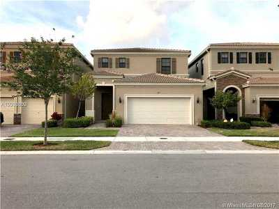 Miami-Dade County Single Family Home Active-Available: 647 Northeast 191st Ter