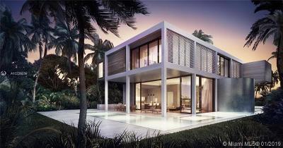 Golden Beach Single Family Home For Sale: 240 Ocean Blvd