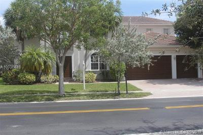 Miramar Single Family Home For Sale: 2375 SW 185th Ave